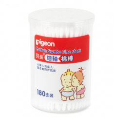 Pigeon Baby swab cotton swab 180 sticks